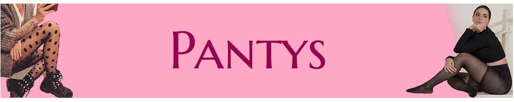 Comprar pantis para mujeres. Envíos gratis desde 25 €