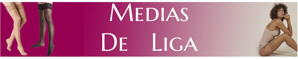 Medias con liga para mujer de marca líderes online
